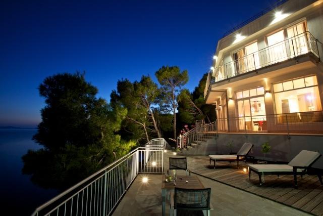 Villa Milna vacation holiday villa rental croatia, dalmation coast, Brac Island, seaside, vacation holiday villa to rent croatia, se - Image 1 - Island Brac - rentals
