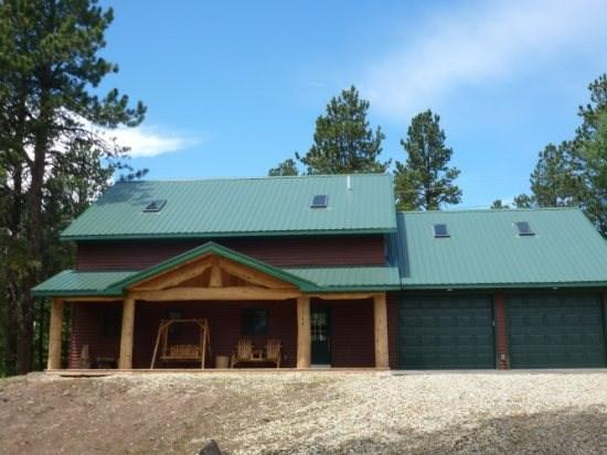 Rubicon Lodge - 4 bedroom cabin on Terry Peak! - Image 1 - Lead - rentals