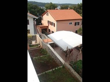 A2(2+1): terrace view - 5254 A2(2+1) - Mali Losinj - Mali Losinj - rentals