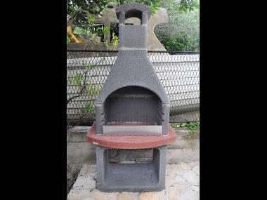 SA1(2+3): grill - 5255 SA1(2+3) - Kastel Stafilic - Kastel Stafilic - rentals