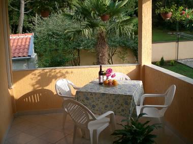A6(4): terrace - 5263  A6(4) - Stinjan - Pula - rentals