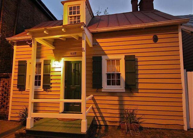 Judge White Cottage - Image 1 - Savannah - rentals