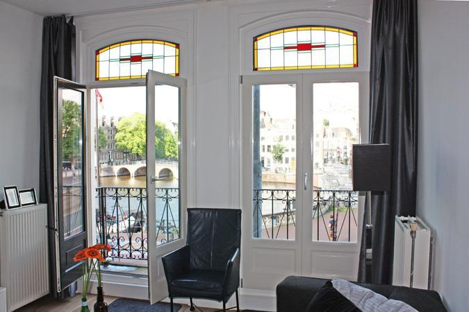 Canal apartment The Hermitage - Award Winner. - Image 1 - Amsterdam - rentals