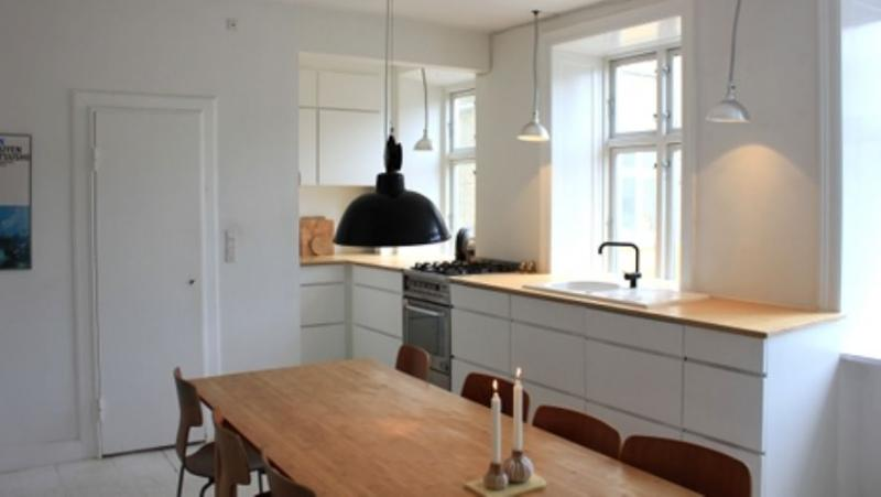 Noerre Soegade Apartment - Newly renovated Copenhagen apartment at the lakes - Copenhagen - rentals
