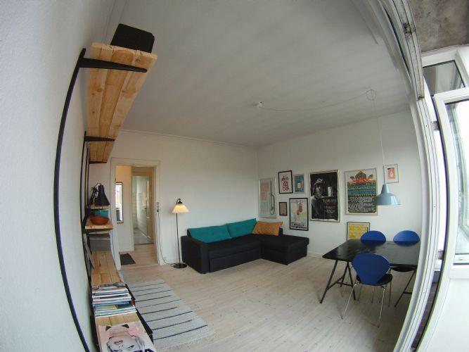 Mimersgade Apartment - Large Copenhagen apartment with 2 balconies - Copenhagen - rentals