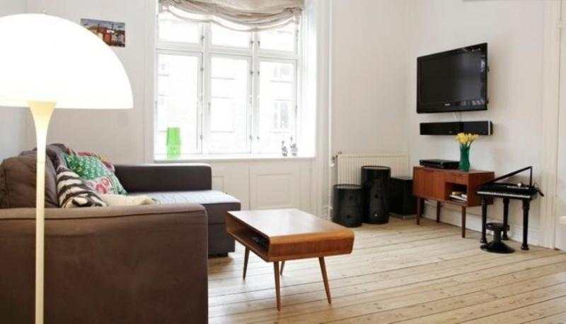 Tycho Brahes Allé Apartment - Family-friendly Copenhagen apartment at Amagerbrogade - Copenhagen - rentals
