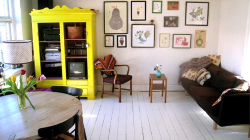 Kronborggade Apartment - Copenhagen apartment near Noerrebro Park - Copenhagen - rentals