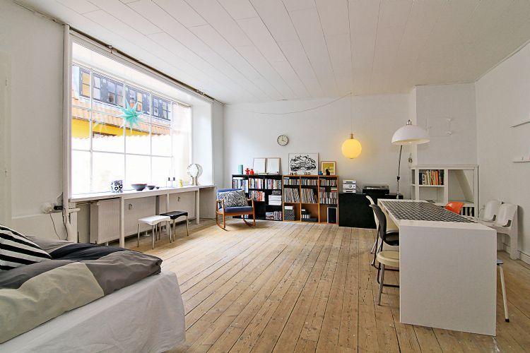 Store Kongensgade Apartment - Charming studio Copenhagen apartment in City - Copenhagen - rentals