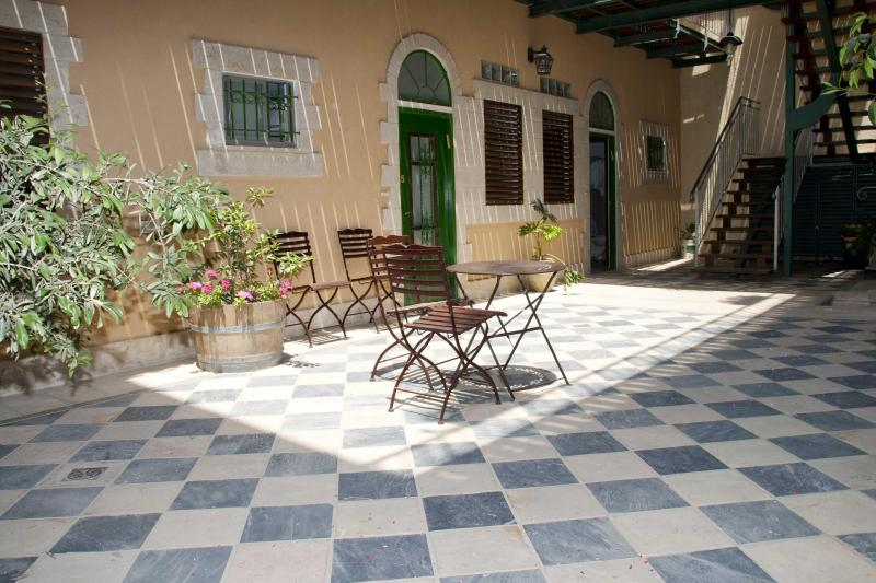 The Courtyard - The Market Courtyard - Jerusalem Suites / One BDRM - Jerusalem - rentals