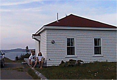 The Cabin, An Original Restored ex-USCG Building - Image 1 - Lubec - rentals