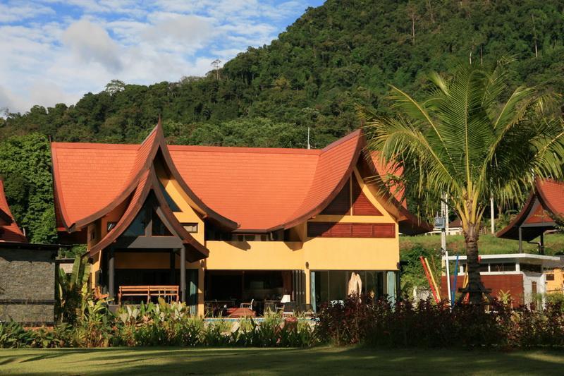 Tha Lane Villa - Tha Lane Bay Villa; Villa Bua Sea Front - Krabi - rentals