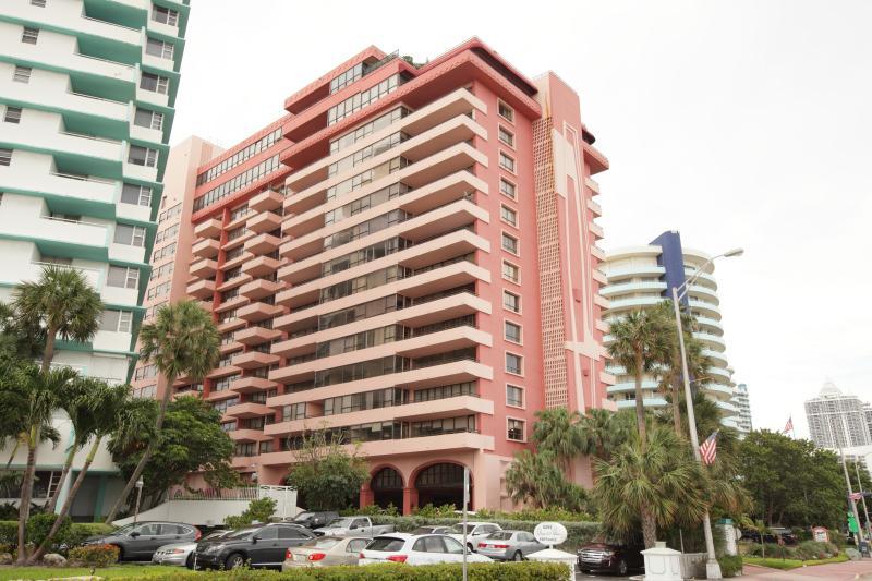 Front of the Alexander Hotel - Oceanfront Resort Updated  2/2 - Suite 1514 - Miami Beach - rentals
