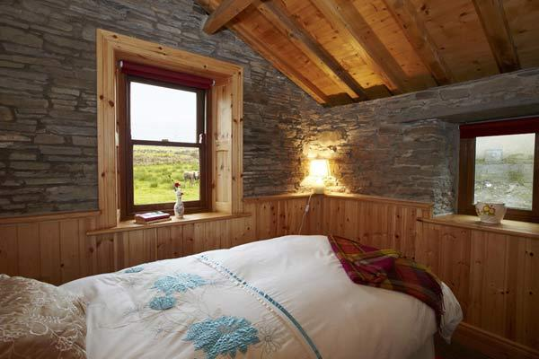 Bedroom - Kate's Country Cottage - Liscannor - rentals