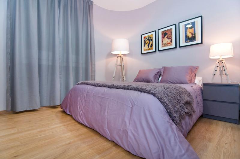 Room 1 - Industrial  Ramblas, Paseo de gracia, La pedrera - Barcelona - rentals