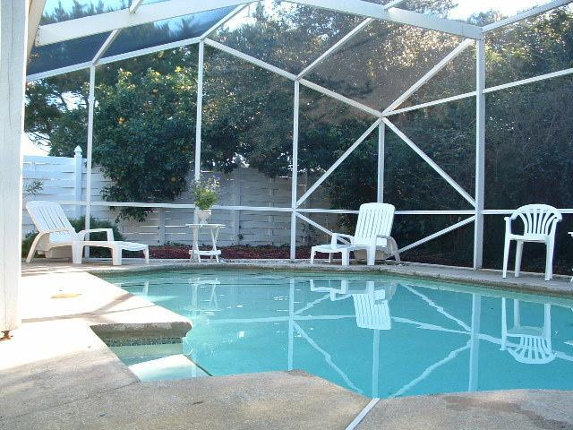 Pool View - Daytona Beach - Ponce Inlet - Heated Pool - Ponce Inlet - rentals