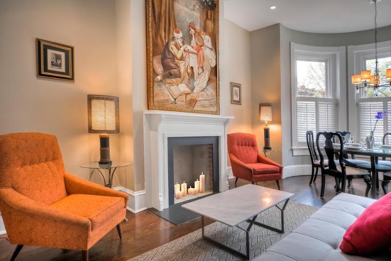 Glamorous in DuPont Circle, Heart of Embassy Row! - Image 1 - Washington DC - rentals