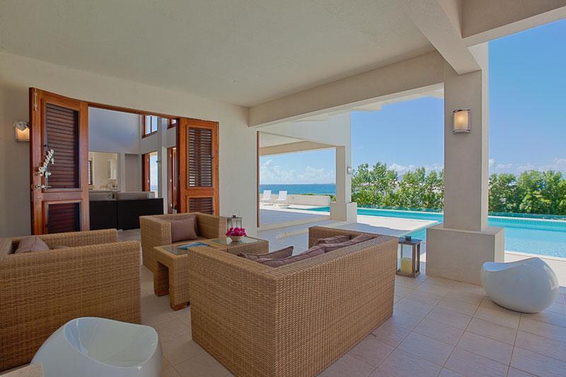 White Cedars Villa - Image 1 - Barnes Bay - rentals