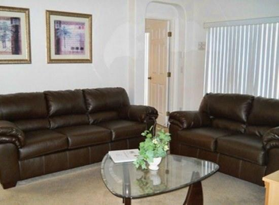 Living Area - GB4P16722HSD 4 BR Best Pool Home Orlando can Offer - Four Corners - rentals