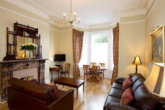 Luxurious Victorian Apt slp 6, just 10 min to city, wonderful location - Image 1 - Dublin - rentals