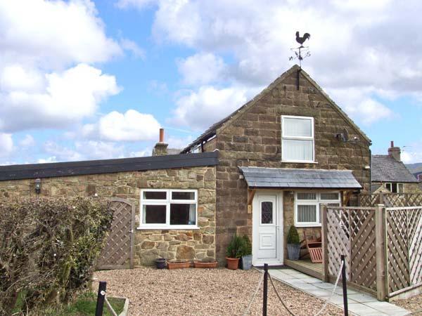 MEADOW SUITE ground floor, Peak District cottage in Crich Ref 13467 - Image 1 - Crich - rentals