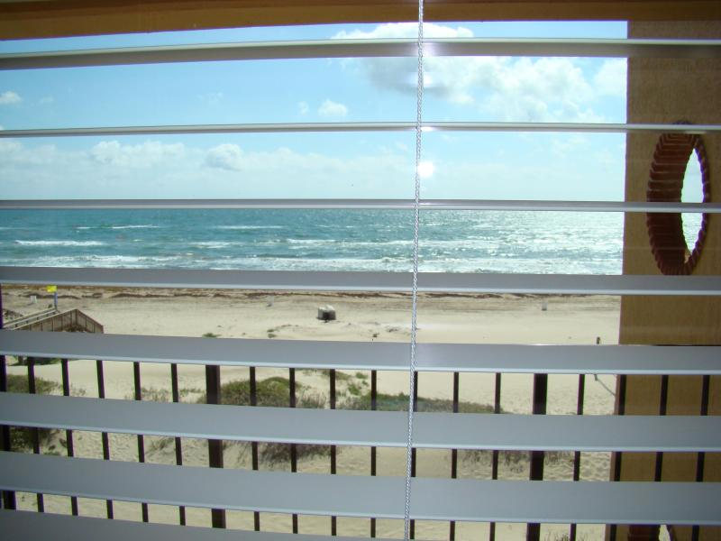 View from the living room - Special Rates for Spring!!! Request Quote Today!!! - South Padre Island - rentals