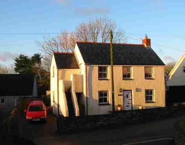 House - Trefin Cottage - Llanrhian - rentals