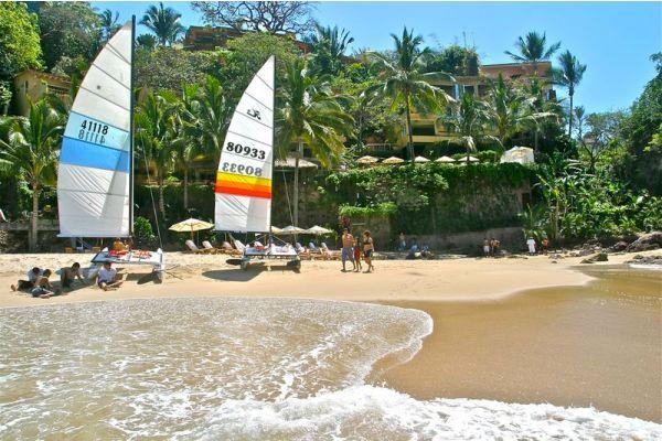PV Beach Club - Villa Romantica - Image 1 - Puerto Vallarta - rentals