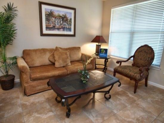 Living Area - BP4C904CP-533 4 BR Condo Home Close to Local Attractions - Orlando - rentals