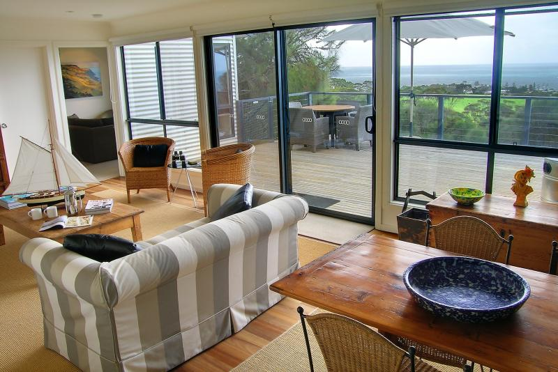 Sitting Room - Thorn Park on the island - Penneshaw - rentals