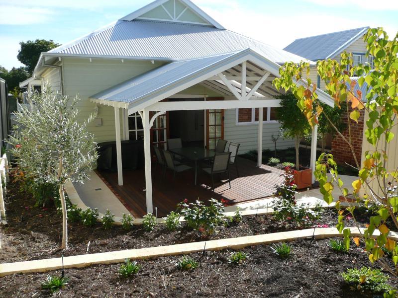 Outside patio - Centro Perth Short Stay - Perth - rentals