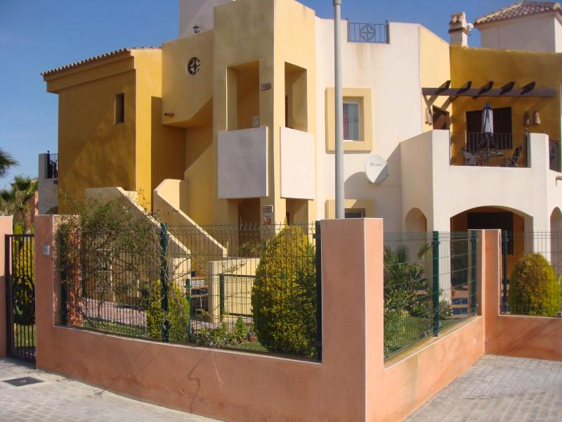 Front View of Apartment - 2 Bed/2bath Apartment on the Lovely Punta Prima - Torrevieja - rentals