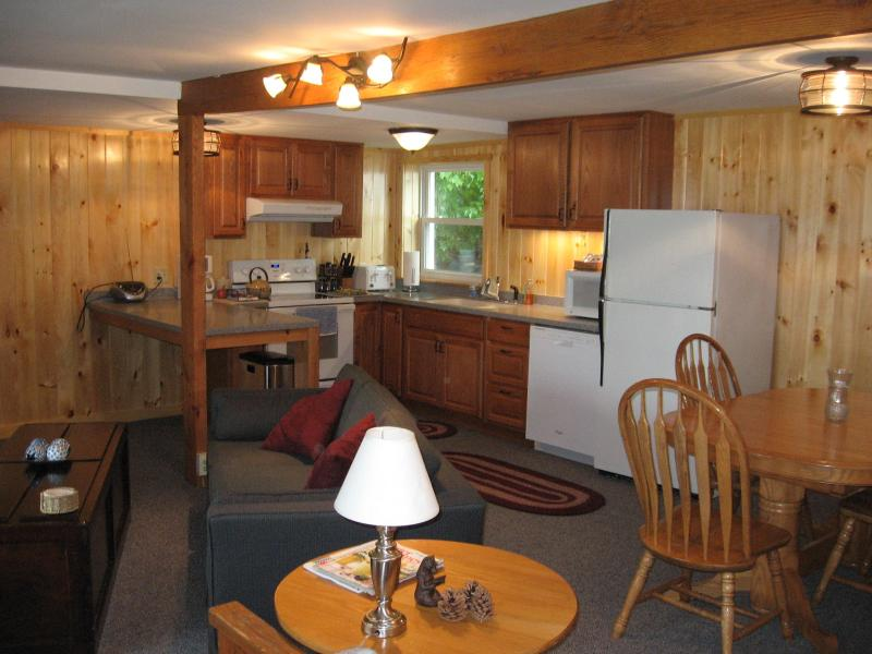 The Lake Cottage on Mariaville Lake - Image 1 - Pattersonville - rentals
