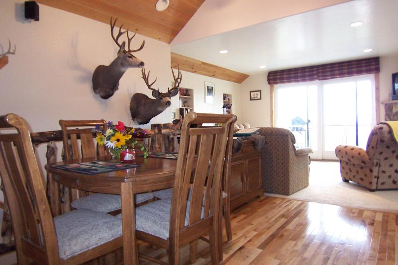 The Byers Peak - remote on 40 acres, close to fishing and hunting - Parshall - rentals