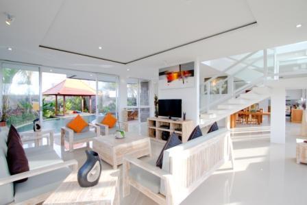 Lounge - Villa Turkuaz & Efes Bali - Bali - rentals