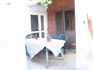 A4(2+3): balcony - 5321 A4(2+3) - Tribunj - Tribunj - rentals