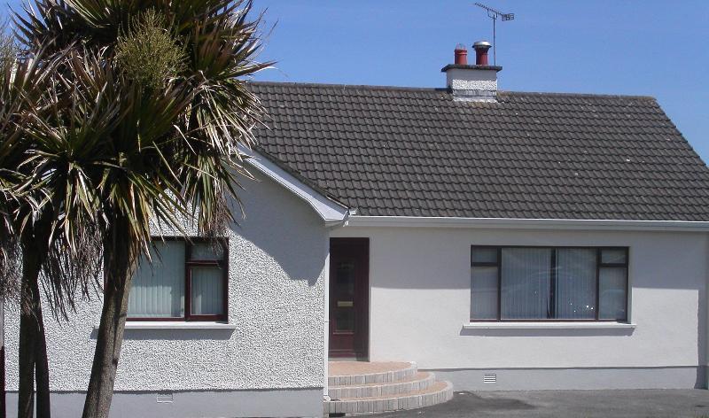 Front of house - 161 - Portstewart - rentals