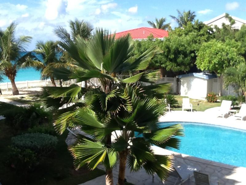 Beachfront gated Condo directly on Simpson Bay - Image 1 - Simpson Bay - rentals