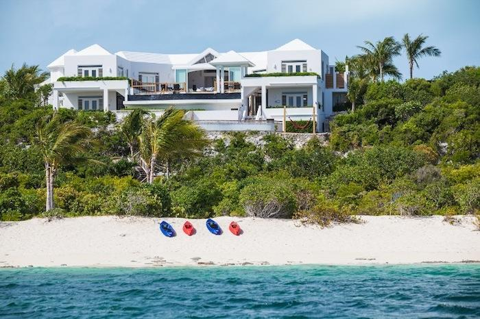 Luxury 7 bedroom Providenciales villa. Gorgeous beachfront property! - Image 1 - Providenciales - rentals