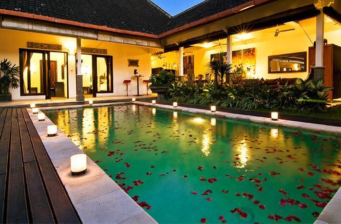 Antara Villa 4BR - Image 1 - Seminyak - rentals