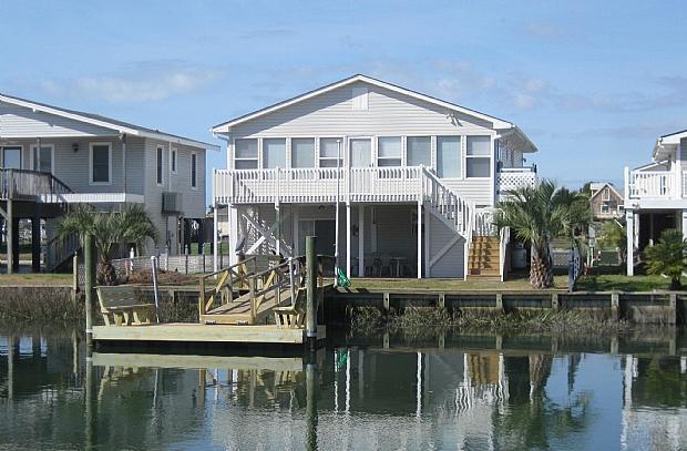 76 Laurinburg St. - Laurinburg Street 076 - Turtle Cove - Cohen - Ocean Isle Beach - rentals