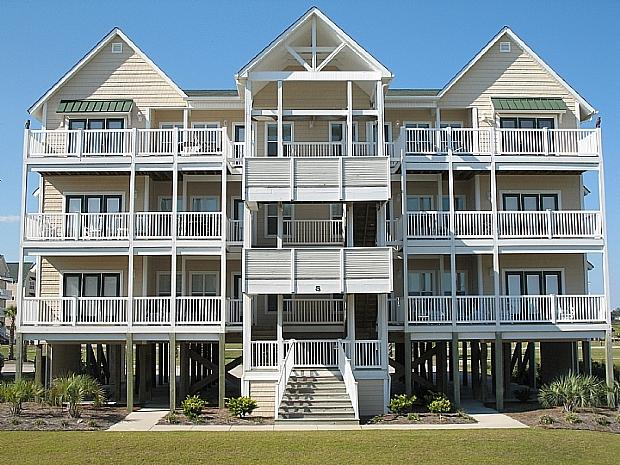 Islander Villas 5C - Islander Villas Jan 5C - Bisbee - Ocean Isle Beach - rentals