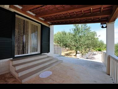 H(4+2): terrace - 5347 H(4+2) - Sutivan - Sutivan - rentals