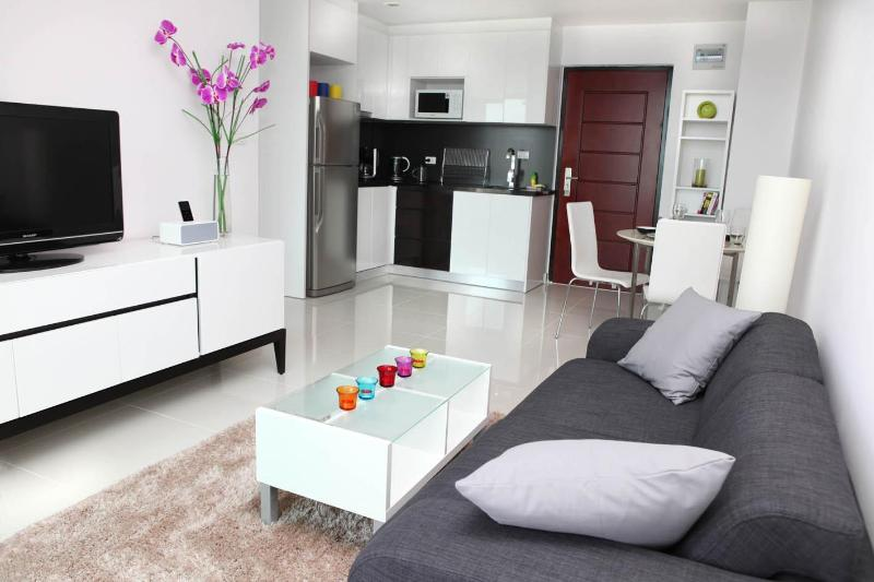 Pattaya Brandnew Designer Apartment with seaview - Image 1 - Pattaya - rentals