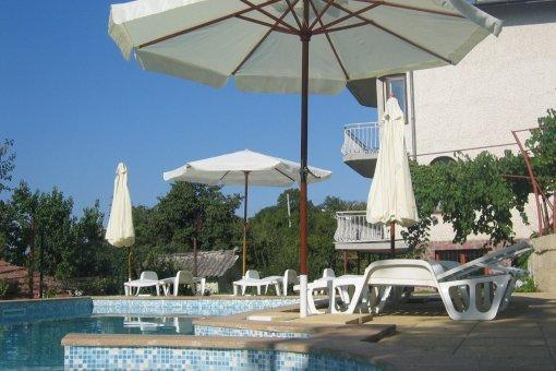 Villa with pool and sea-view, close to Varna - Image 1 - Varna - rentals