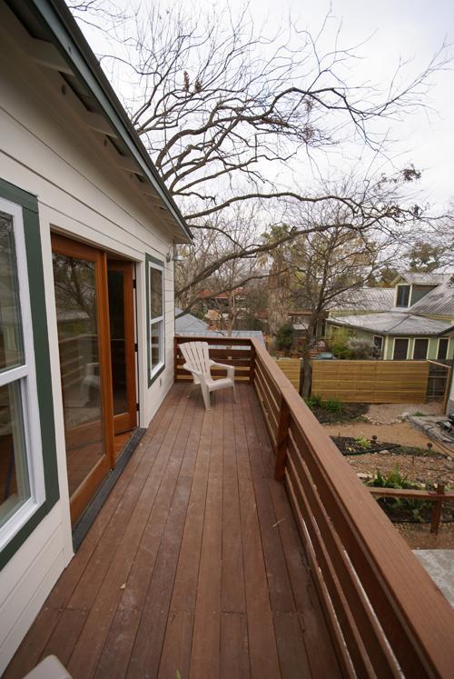 Luxury SOCO Studio in the Trees Travis Heights - Image 1 - Austin - rentals