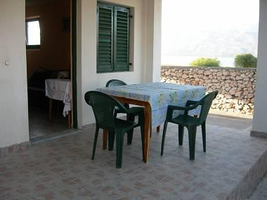 SA2(2): terrace - 5354 SA2(2) - Razanac - Razanac - rentals