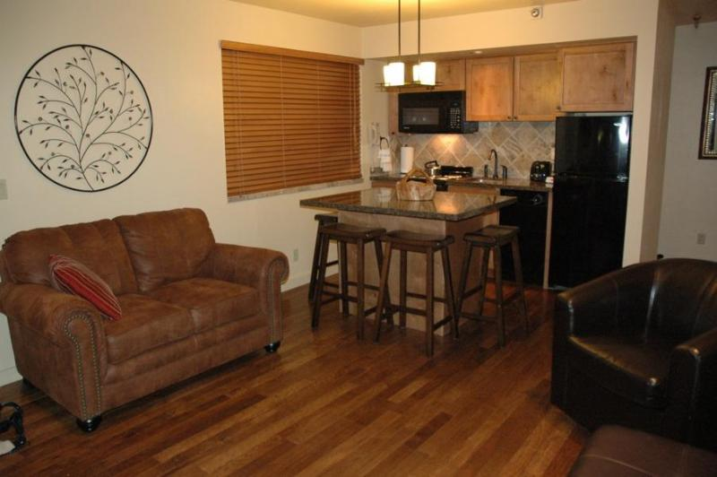 1BR/2BA SKI-IN/OUT SLOPESIDE VIEW 3/22-27 $187.50 - Image 1 - Park City - rentals