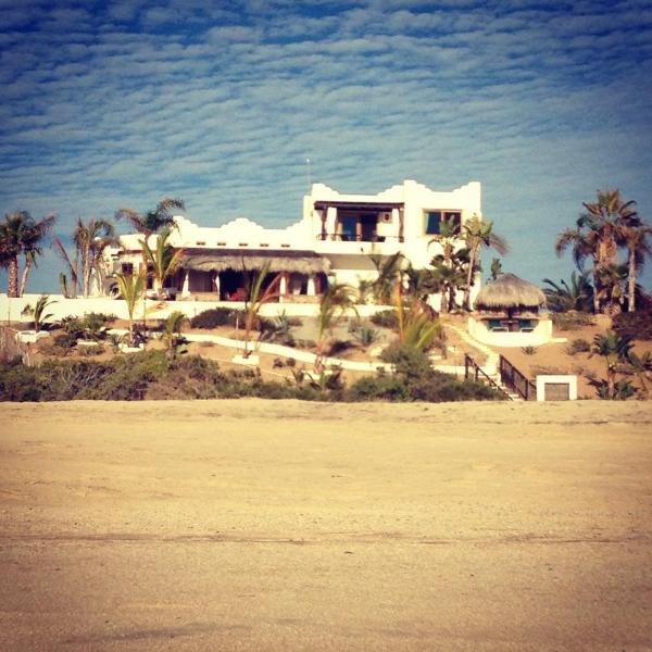 CASABLANCA BEACHFRONT VILLA - Beachfront  Casita - Todos Santos - rentals