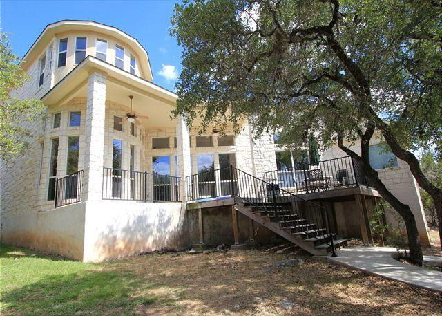 Beautiful Backyard - Waterfront Home on Lake Travis with Private Boat Dock - Briarcliff - rentals