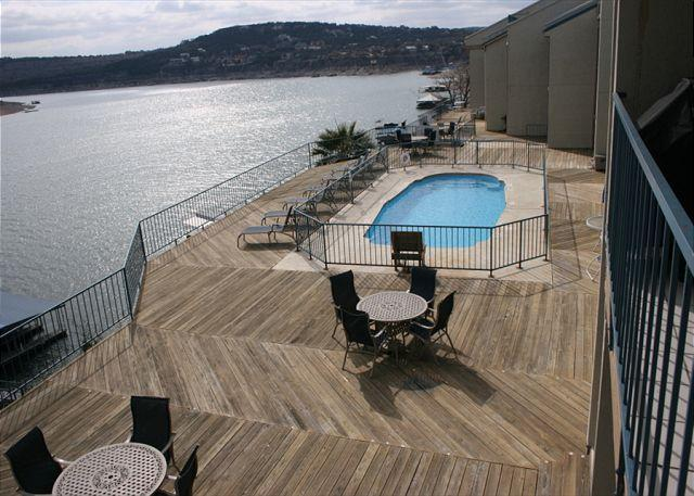 Waterfront Condo with Boat Slip and Lake Travis Views - Image 1 - Spicewood - rentals
